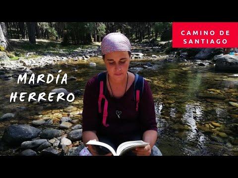 Entrevista de Fernando Cordero a Mardía Herrero por 'Peregrina'