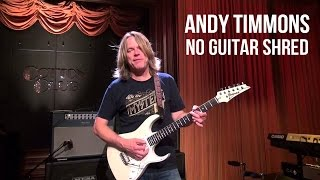 Andy Timmons no Guitar Shred
