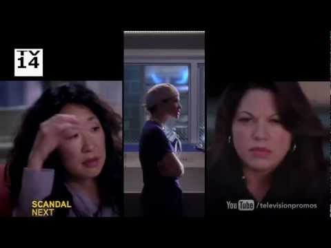 Grey's Anatomy 9.16 Preview