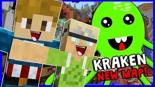 NEW GLIDE MAPS! | KRAKEN | Minecraft Xbox One Glide | With InTheLittleWood
