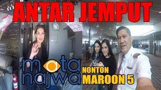 Video ANTAR JEMPUT MATA NAJWA - MAROON 5 MP3, 3GP, MP4, WEBM, AVI, FLV Maret 2019