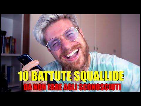 10 BATTUTE SQUALLIDE DA NON FARE AGLI SCONOSCIUTI! (EP. 1)