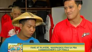 Video NEWS5E | GMC: MAKATA TAWANAN, ALASKA VS GINEBRA MP3, 3GP, MP4, WEBM, AVI, FLV Juli 2018
