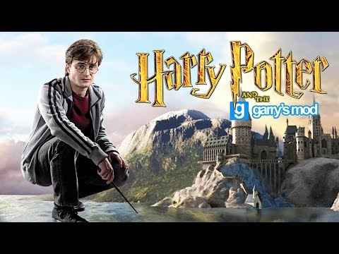 A TERRIBLE STUDENT | Harry Potter Garry's Mod RolePlay (видео)