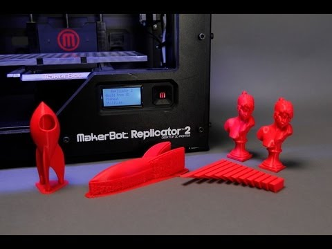 MakerBot Discover: Support Material