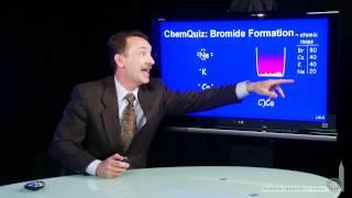 Bromide Formation (Quiz)