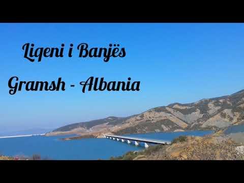 Liqeni HEC i Banjës (Banja Lake), Gramsh - Albania #visitalbania #traveltime #turisticplace