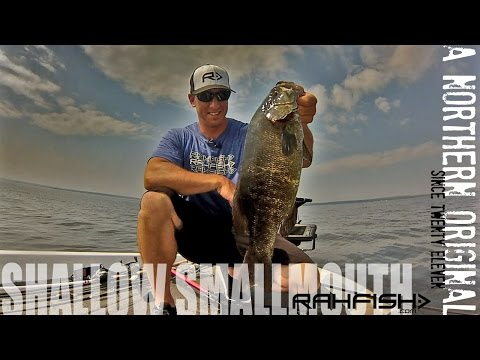 "How To Drop Shot for ""Smallmouth Bass"" – Drop Shot Fishing Tips"