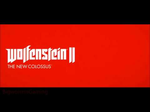 "(Louder ""Monster"" Chapter 5 OST) Wolfenstein II: The New Colossus"