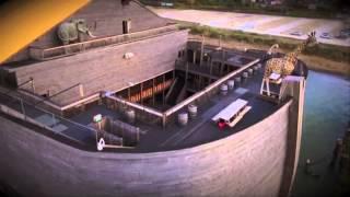Poświęcił 20 lat i miliony dolarów żeby zbudować Arkę! Gdy zobaczysz jej wnętrze będziesz w szoku!