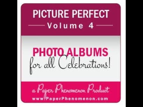 Picture Perfect Vol. 4 Scrapbook