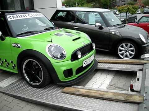 Mini Cooper Clubman John Works - official Challenge Safety-Car 2008