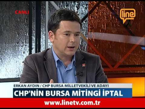 Ana Haber Konuğumuz Erkan Aydın   -10 Ekim 2015-