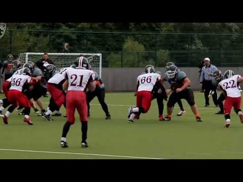 EK Pirates vs. Bristol Aztecs Highlights - Quarter Finals 2013