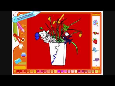 Comment colorier une fleur la r ponse est sur - Colorier une fleur ...