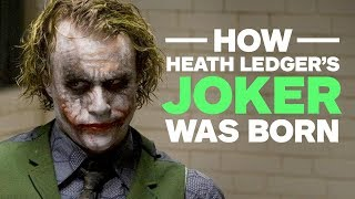 Video The Dark Knight: How Heath Ledger's Joker Was Born MP3, 3GP, MP4, WEBM, AVI, FLV September 2018