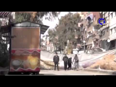 يما اليرموك ينادي وبعالي الصوت ..