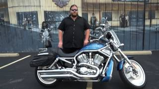 6. 2005 Harley Davidson V-Rod