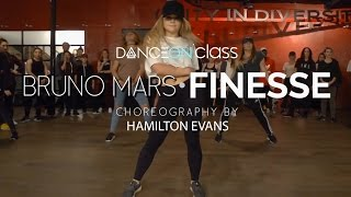 Video Bruno Mars - Finesse | Hamilton Evans Choreography | DanceOn Class #FinesseBattle MP3, 3GP, MP4, WEBM, AVI, FLV Januari 2018