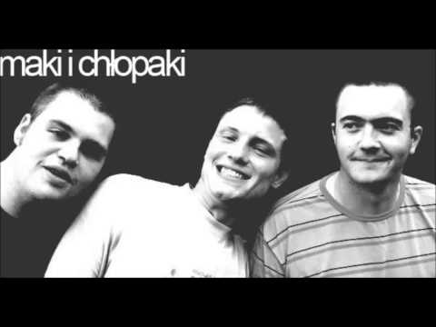 Tekst piosenki Maki i Chłopaki - Złoty po polsku