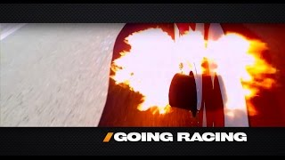 Adam Meets Car -- /GOING RACING WITH ADAM CAROLLA by DRIVE