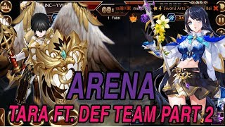 Seven Knights - TARA WITH RUDY ITS SO AMAZING (ARENA 4400)