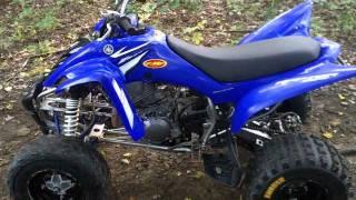 6. 2008 Yamaha Raptor 350