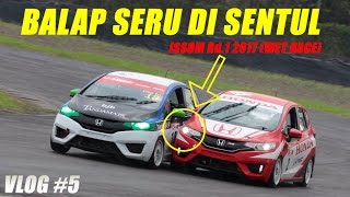 Video ISSOM Rd.1 2017 SENTUL - Balapan Seru di Hujan | VLOG #5 MP3, 3GP, MP4, WEBM, AVI, FLV April 2019