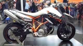 3. 2013 KTM 990 Supermoto R