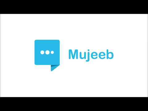 Mujeeb: customer-service automation solution for businesses on Facebook