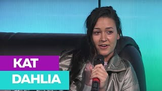 Kat Dahlia On Almost Quitting, Cuba and Impersonates DJ Khaled