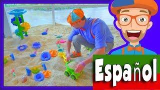 Blippi Español Aprende en El Museo | Videos para Preescolares | Parque de Juegos