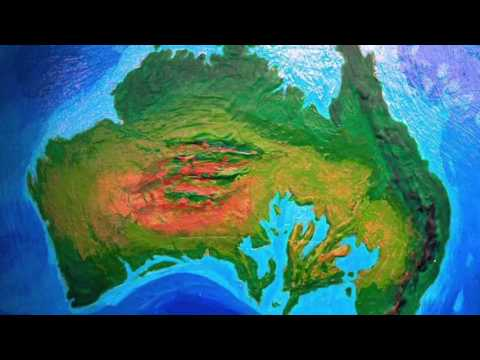 Geomorphology of the Murray Darling Basin