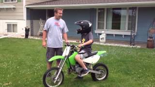 5. Kx65 ride