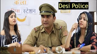 Video Desi Police Station ke Jhatke - | Lalit Shokeen Films | MP3, 3GP, MP4, WEBM, AVI, FLV Juni 2018