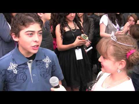 Ryan Ochoa Interview iCarly Pair of Kings w Youngest Professional Reporter PIPER REESE! (PQP 009)