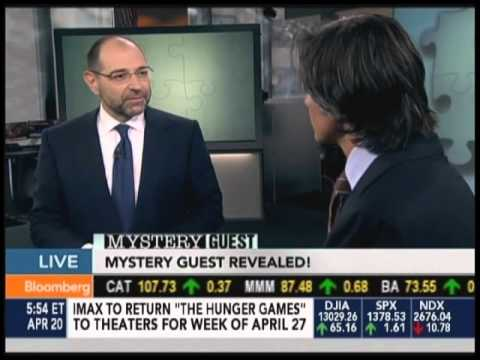 Julien Farel - Bloomberg: Taking Stock With Pimm Fox 04/20/12