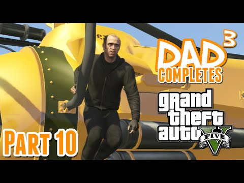 theft - Part 10! Heists! Submarines! Helicopters! Game Link: http://www.rockstargames.com/V All other music is in game music. It makes me want to punch the FIB. Nerd³ Site! http://nerdcubed.co.uk/...