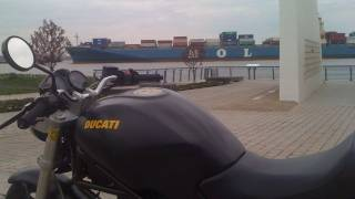 8. 2005 Ducati Monster 620 Dark IE (Dual Disc)