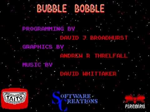 bubble bobble amiga cheat
