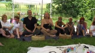 Pecetto Torinese Italy  city pictures gallery : Sacred Healing Circle Pino Torinese (TO) Italia 9 giugno 2012