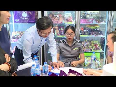 Kiểm tra công tác đảm bảo an toàn thực phẩm tại quận Thanh Xuân