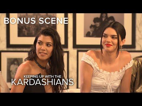 KUWTK   Kardashians React to Scandalous Tabloid Stories About Them   E!