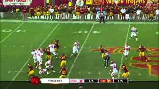 Dajohn Harris vs Utah 2011