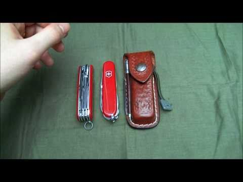 Victorinox Tinker Family: A Comparison
