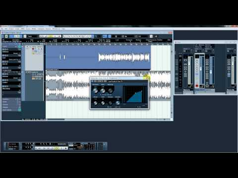 Studio Quality Vocals in Cubase 5 (mixing and a bit of mastering) -TUTORIAL_