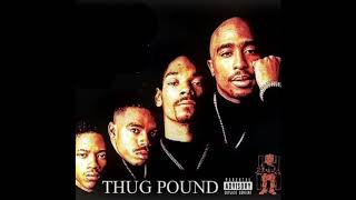 2Pac - First 2 Bomb ft. The Outlawz (Thug Pound Unreleased Album)