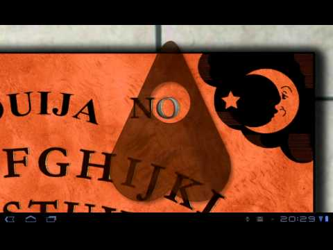 Video of Ouija board free