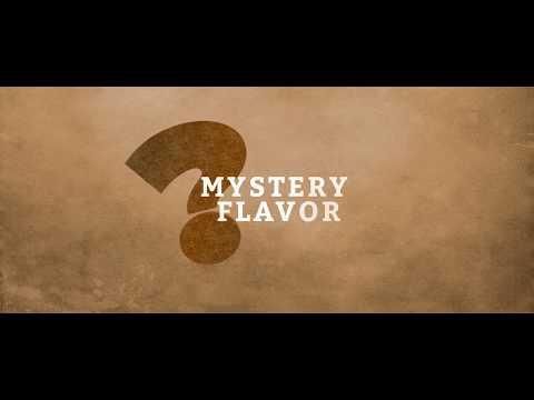 Hrusteam – Mystery flavor