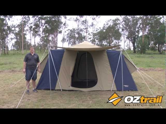 OZtrail Tourer Twin